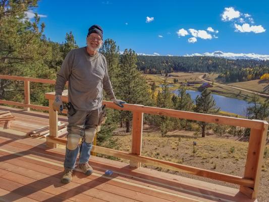 Randy Railey, Mountain High Creations Woodland Park